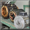 elektros masinu remontas